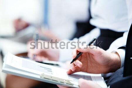 Written work Stock photo © pressmaster