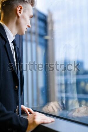 Working moment Stock photo © pressmaster