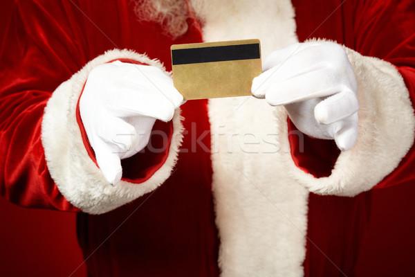 Showing card Stock photo © pressmaster