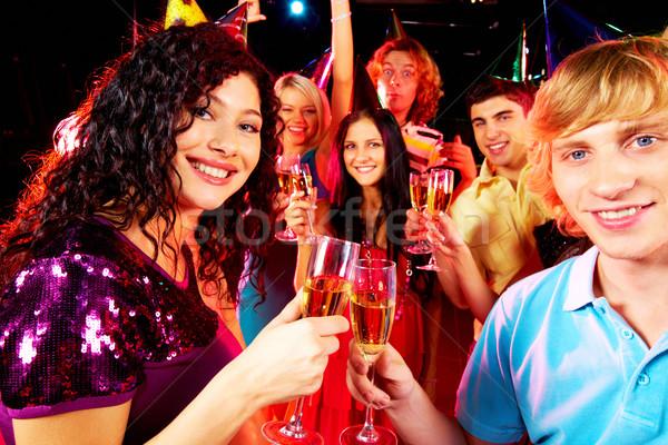 Cheers Stock photo © pressmaster