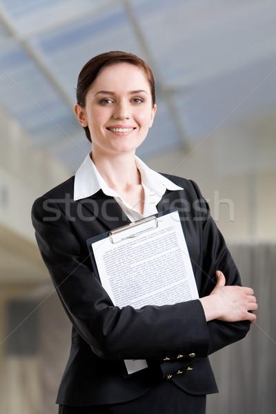 Manager Stock photo © pressmaster