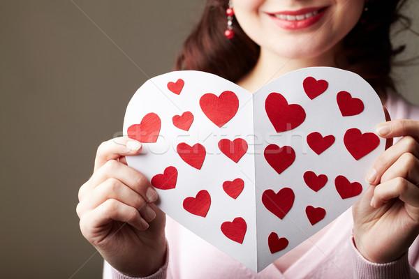 Valentine card Stock photo © pressmaster