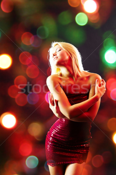 Sensual dance Stock photo © pressmaster