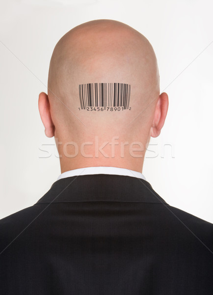 Coded male Stock photo © pressmaster