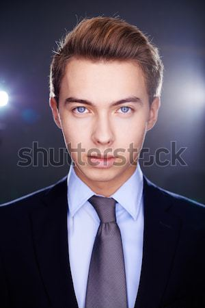 Young businessman Stock photo © pressmaster