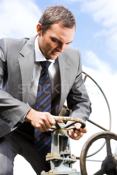 Difficult task Stock photo © pressmaster