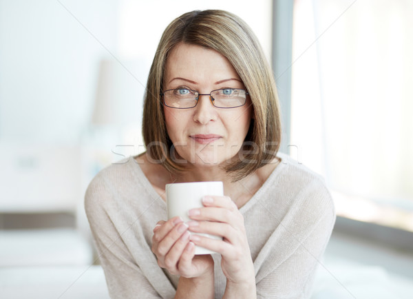 Mature female Stock photo © pressmaster
