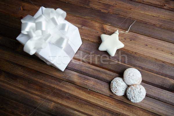 Symbols of xmas Stock photo © pressmaster