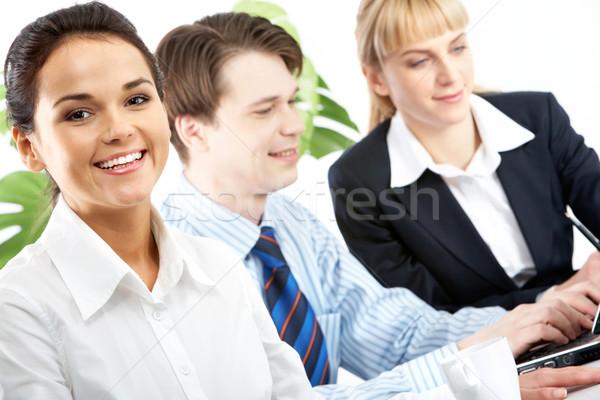 During work Stock photo © pressmaster