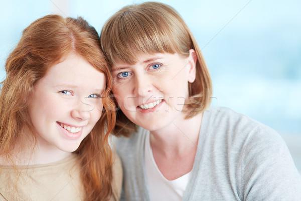 Cheerful females Stock photo © pressmaster