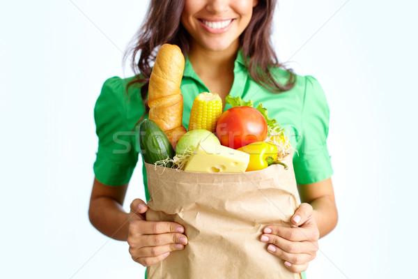 Healthy products Stock photo © pressmaster