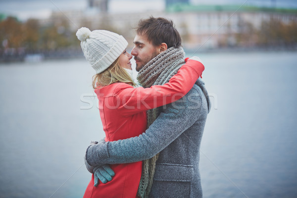 Amorous couple Stock photo © pressmaster