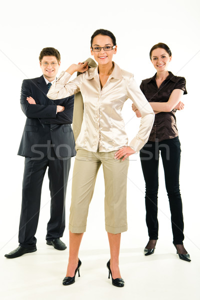 Leader- woman  Stock photo © pressmaster