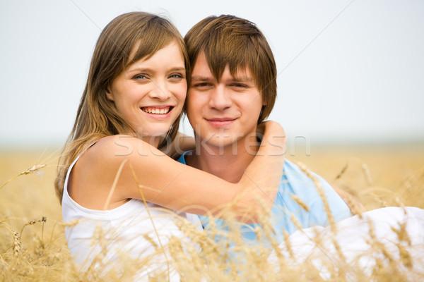 Smiling couple  Stock photo © pressmaster