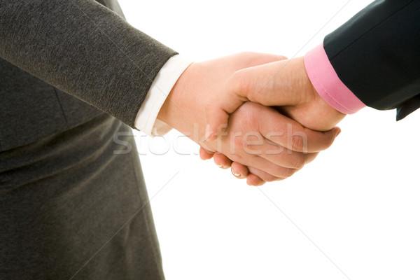 Agreement Stock photo © pressmaster
