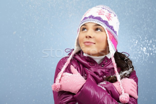 Cold weather Stock photo © pressmaster