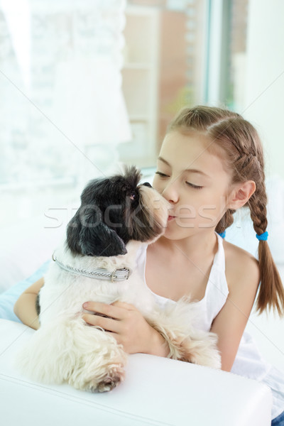 Cuddling Stock photo © pressmaster