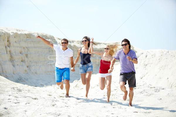 Summer weekend Stock photo © pressmaster