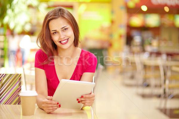 Successful shopper Stock photo © pressmaster