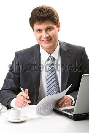 Chief executive officer  Stock photo © pressmaster