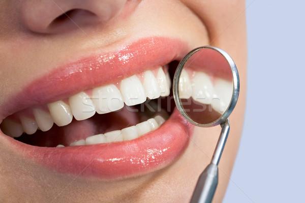 Nice teeth Stock photo © pressmaster