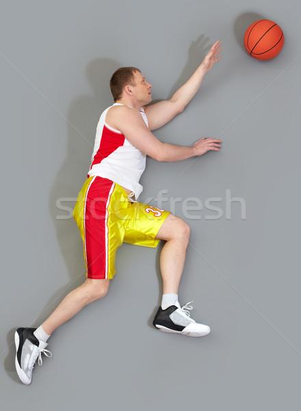 Basketball player Stock photo © pressmaster
