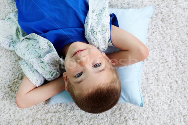 Restful child Stock photo © pressmaster