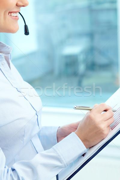 Consultant Stock photo © pressmaster