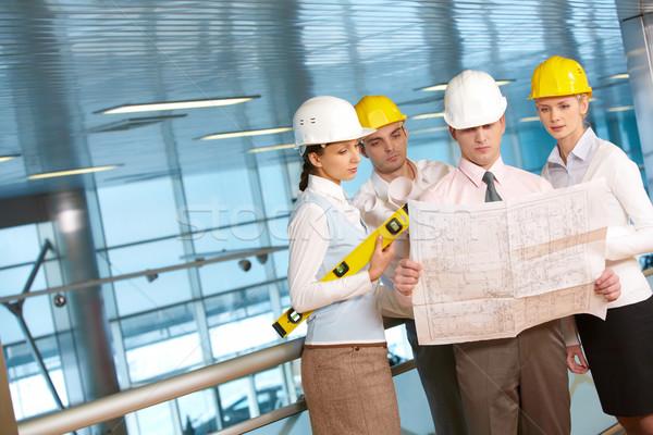 Architects at work   Stock photo © pressmaster