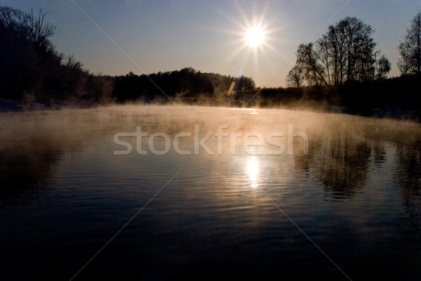 Sunrise Stock photo © pressmaster