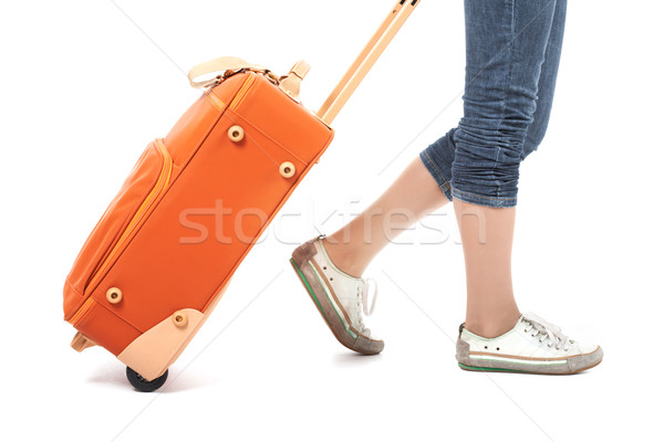 For travel  Stock photo © pressmaster