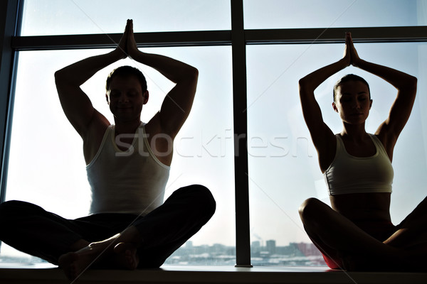 Yoga Stock photo © pressmaster