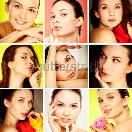 Glamorous female Stock photo © pressmaster