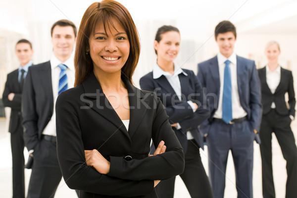 Elegant leader Stock photo © pressmaster