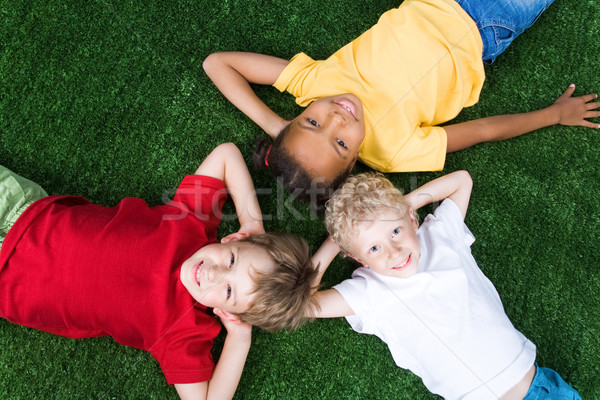 Group of children  Stock photo © pressmaster