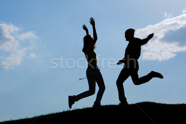 Stock photo: Dance