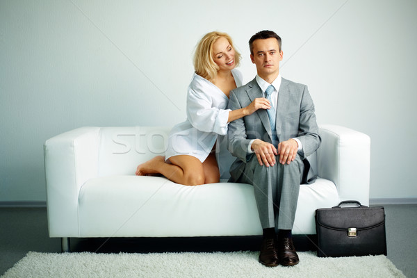 Man and woman Stock photo © pressmaster