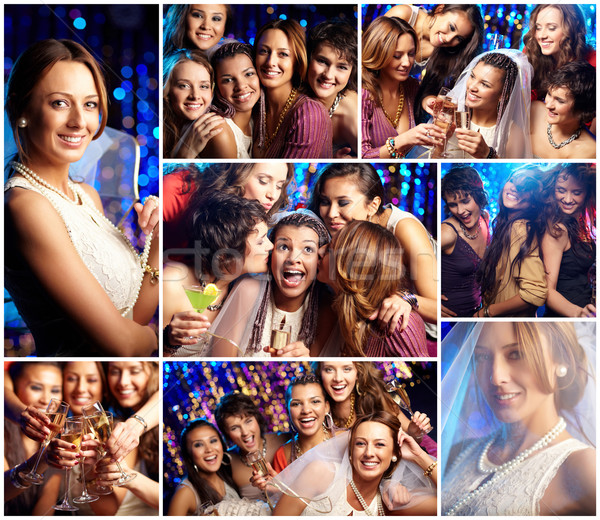 Bridal party Stock photo © pressmaster