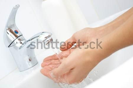 Hygiene Stock photo © pressmaster