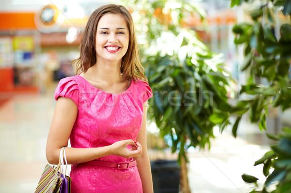 Shopping lady Stock photo © pressmaster