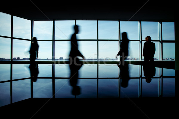 Business people in office Stock photo © pressmaster