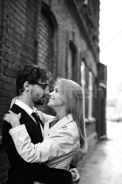 Couple outside Stock photo © pressmaster