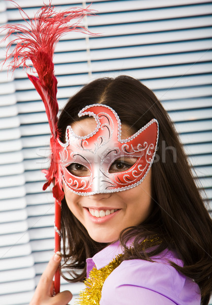 Stock photo: Christmas enigma