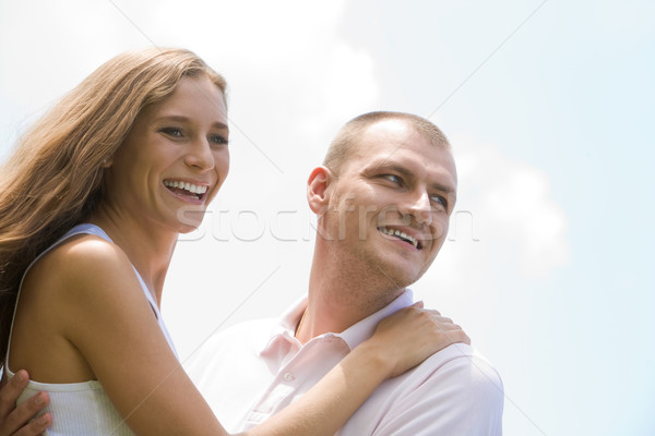 Stock photo: Happiness