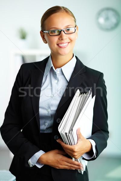 Smart woman Stock photo © pressmaster