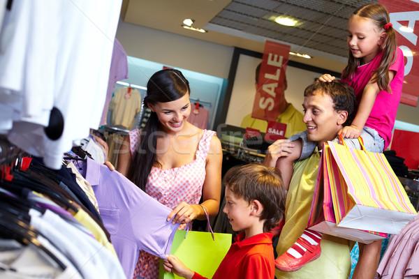 Shopping Stock photo © pressmaster