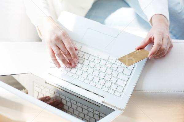 Online purchase Stock photo © pressmaster