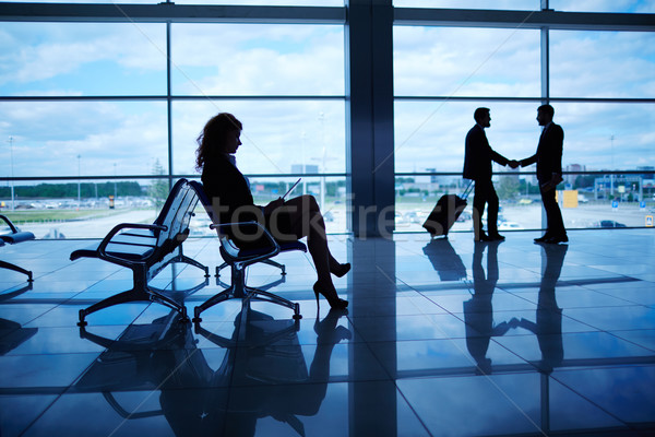 Business travel Stock photo © pressmaster