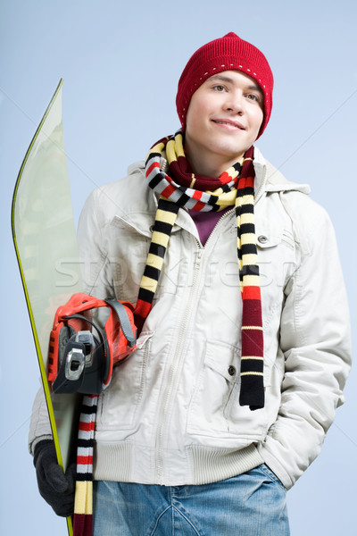 Snowboarder Stock photo © pressmaster