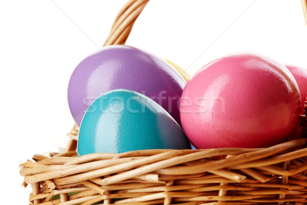 Easter eggs Stock photo © pressmaster
